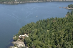 Lyall Harbour, Saturna Island, British Columbia, Canada.
