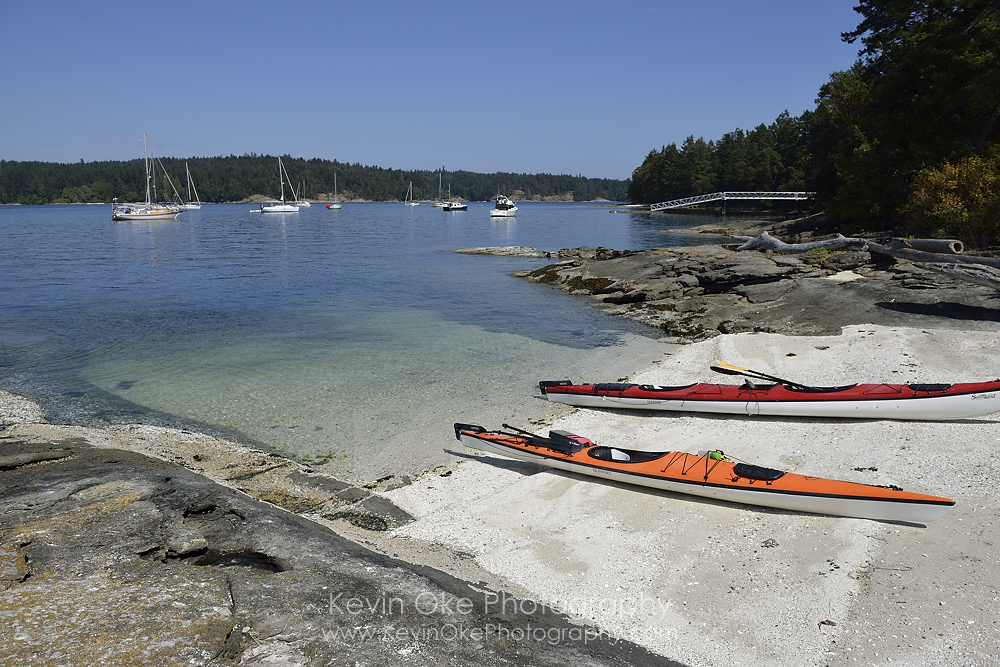 Russell Island, British Columbia, Canada