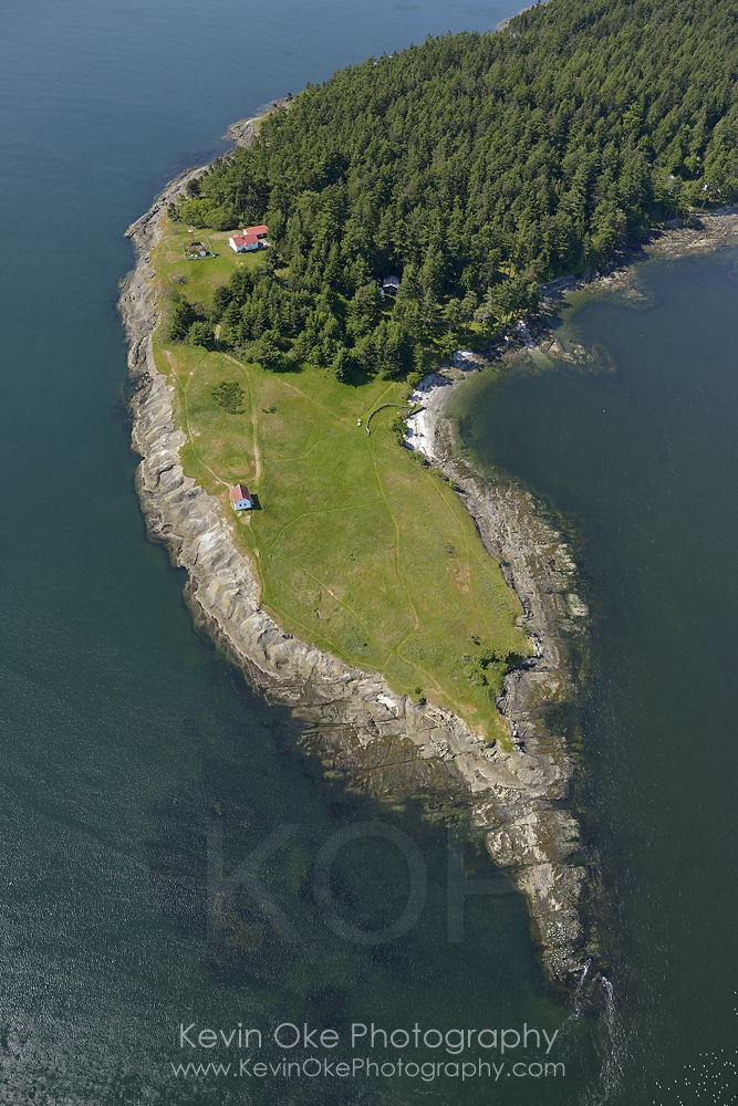 East Point Lighthouse, Saturna Island