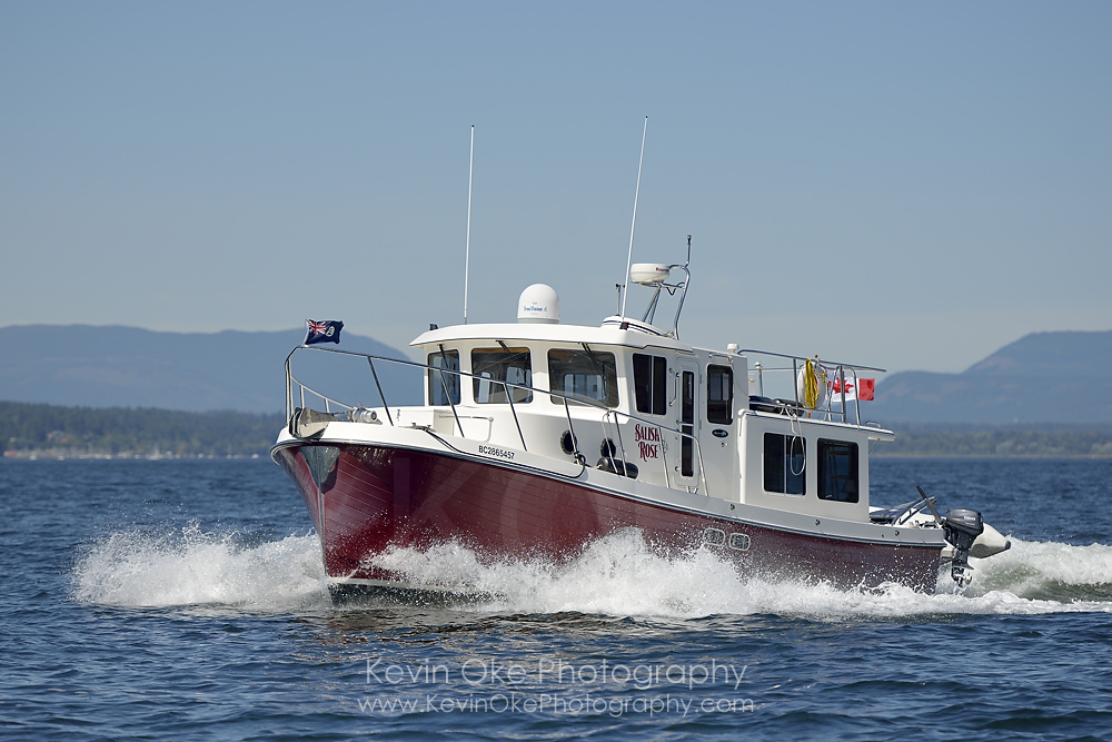 Boating in the Southern Gulf Islands