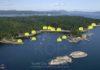 Princess Bay Portland Island photo map