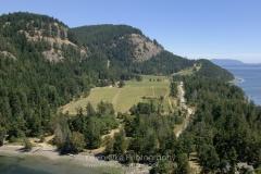 The Saturna Island Family Estate Winery, Saturna Island, British Columbia, Canada.