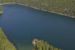 Narvaez Bay, Gulf Islands National Park Reserve of Canada, Saturna Island, British Columbia, Canada.