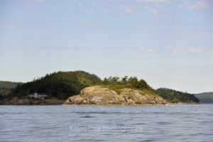 Blunden Islet, South Pender Island