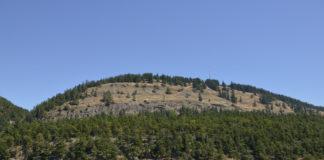 Mount Warburton Pike, Saturna Island